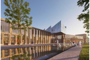 BAM bouwt nieuw gemeentehuis Midden-Groningen