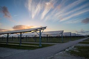 GroenLeven ontwikkelt drijvende zonneparken