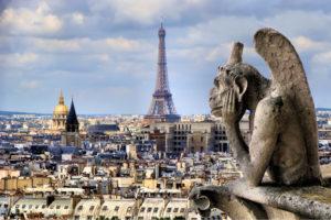 Met Rotterdamse steenprinttechniek kan Notre Dame letterlijk uit haar as herrijzen