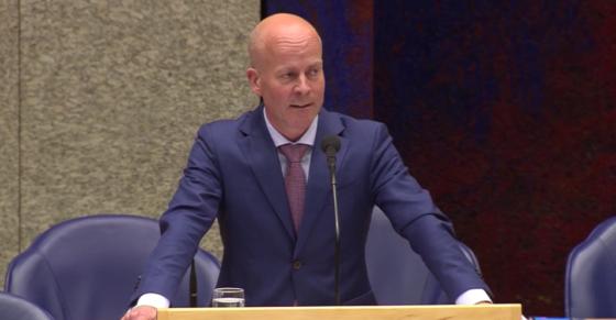 Staatssecretaris Knops: 'Geen extra budget voor duurzaamheidsmaatregelen renovatie Binnenhof'