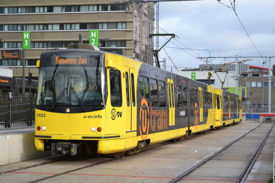 BAM krijgt vernieuwing tramlijn Utrecht- IJsselstein voor 65 miljoen gegund