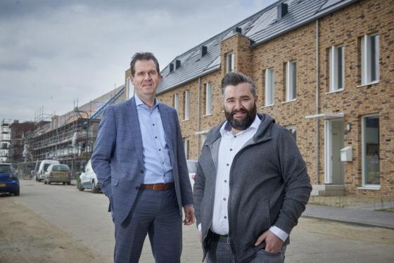 Brabantse bouwer vergelijkt NOM-woning met 'gezond' huis: sensoren aan alle wanden
