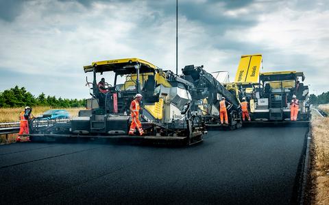 Boskalis pakt contract groot onderhoud snelwegen Noord-Holland