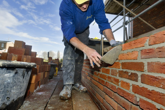 Tij gaat keren? Exorbitante bouwkostenstijging vlakt flink af