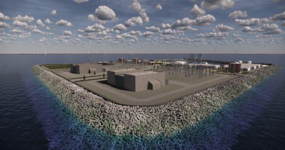 Opinie | Oefen alvast met de aanleg van een klein energie-eiland in de Noordzee