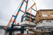 Schoonschip: Dobberende vrije kavels bouw je efficiënter op het land
