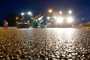 BAM brengt hogeschool asfaltkunde in praktijk bij grootschalige vervanging met 'circulair' zoab