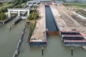 Buitenlandse bouwvakkers onderbetaald op project Beatrixsluis Nieuwegein