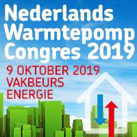 9 oktober 2019 – Nederlands Warmtepomp Congres 2019