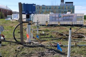 Nederlandse biocementatie- techniek moet bodem Toronto versterken