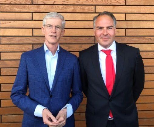 Opvolger Hans Smits bekend: Ivo van der Mark wordt topman van Janssen de Jong