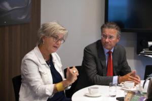 Interview | Topvrouw Rijkswaterstaat wil schoon schip maken: 'Nieuwe contracten moeten risico's indammen'