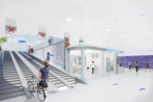Grindlagen vertragen fietsgarage Zwolle: 'zeer groot risico met damwanden'