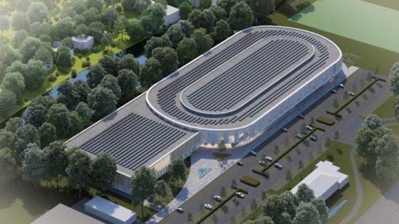 Energieneutrale IJshal 'smelt' nog voor gunning: 'aannemers willen geen geïntegreerde contracten meer'