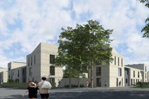 Heldenhof Emmen: nieuw wijkje mét bunker