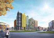Opmerkelijke bouwprojecten: hoogbouw in Eindhoven