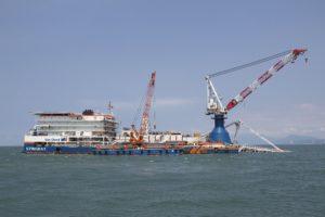 Van Oord haalt klus in Mozambique binnen met contractwaarde van 400 miljoen
