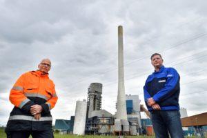 Alle facetten van slopersvak komen langs bij ontmanteling kolencentrale Borssele