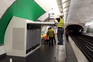 Schonere lucht in metro Parijs met Nederlandse fijnstofzuiger