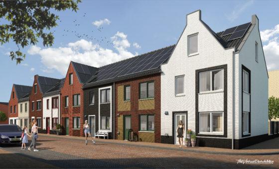 'Fijn Wonen' in Parkwijk Lelystad