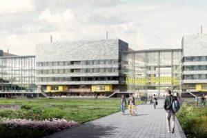 Rechter grijpt in bij prestigieus RUG-gebouw: 'Lammerink kreeg opdracht ten onrechte'