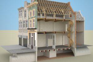 'Huis van Bosch' acht eeuwen Bossche bouwhistorie