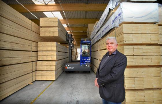 Wim Sturris: 'Circulaire huizen van hout: het is niet alleen ideologie, het is ook handel'