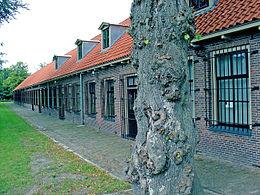 Rijk gooit gevangenisdorp Veenhuizen in de aanbieding