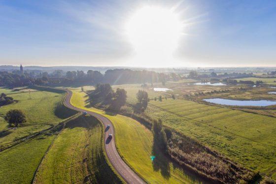 Aannemers uitgedaagd bij versterking Lekdijk: 'Innovaties worden beloond'