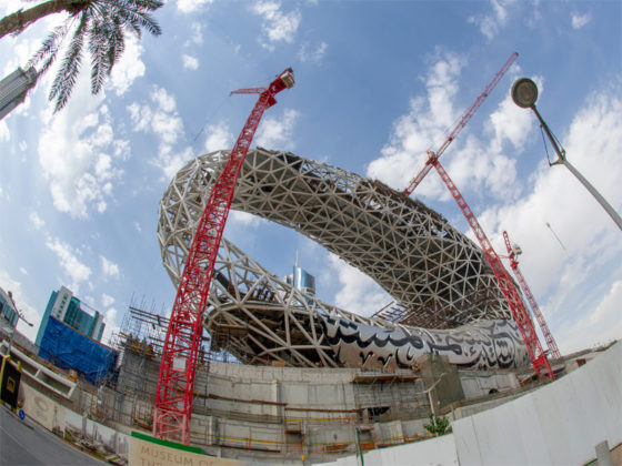 Museum van de toekomst in Dubai en Duitse overheidsprojecten geven BAM hoofdpijn