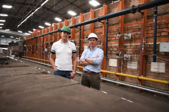 De oude steenfabriek wordt circulair: dat doe je met geduld, héél véél geduld