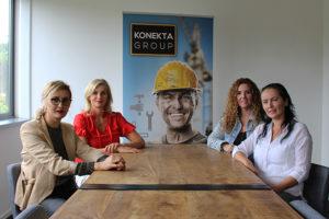 'Wij bestrijden de vooroordelen in de bouw'