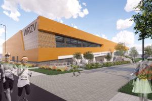 Nieuwe WRZV Hallen Zwolle: statement in openbare ruimte