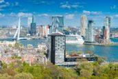 Rotterdam krijgt derde stadsbrug en 50.000 extra woningen