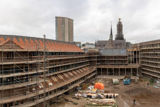 Klooster Eindhoven geeft geheimen prijs: Van de Ven herstelt complex in oude luister