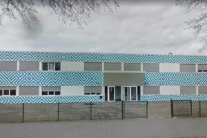 Aannemer fysiek gehinderd door schoolbestuur Haga Lyceum