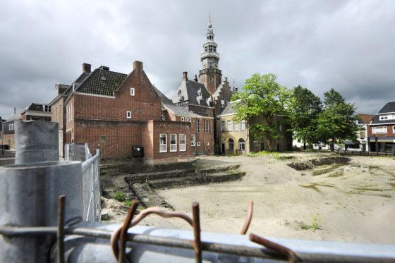 Verbouwing stadhuis Bolsward: 'We grijpen graag ontzichtbaar in, alsof we niet zijn geweest'