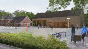 De Houtstek Slochteren: bouwen met hout van de buurman