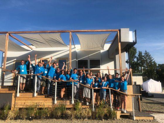 Studenten TU Delft tweede op Solar Decathlon 2019