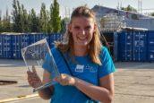 Studententeam wint acht prijzen met zuinige woning: 'Superfuturistisch zijn onze oplossingen niet, wel praktisch'