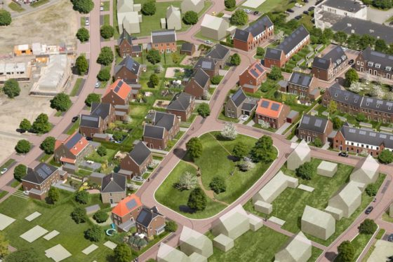 Opeens missen vier belangrijke documenten bij woningbouwproject Nuenen