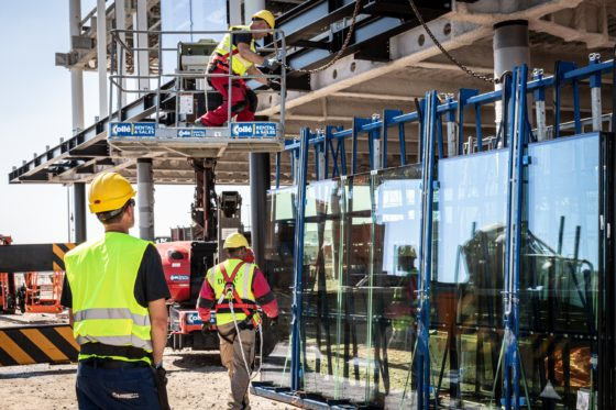 Bouw nieuwe Schipholterminal later klaar: '2023 is te krap'