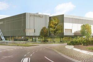 Zoetermeer bouwt aan iconische Gymworld