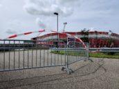 Zonnepanelen-leverancier AZ-stadion: dak was wél op panelen berekend