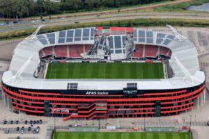 Onderzoeksraad voor Veiligheid neemt hele bouwproces AZ-stadion onder de loep