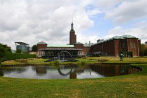 Drie architecten maken kans op renovatieklus Boijmans