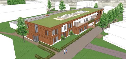Opmerkelijke bouwprojecten: groene daken