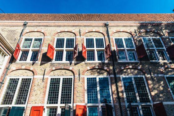 Eeuwenoud weeshuis Gouda wordt luxe boutique hotel