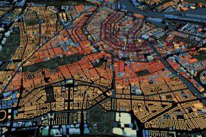 Digitale gebouwenkaart Nederland plat na zestigduizend bezoekers