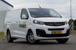 Rijtest Opel Vivaro Innovation L3H1 2.0D